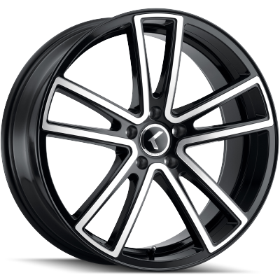 Kraze Lusso 190BM Black Machined