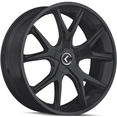 Kraze Splitz 146b Satin Black