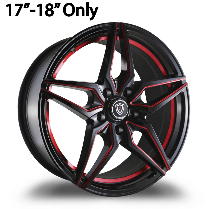 Marquee M3259 Black and Red