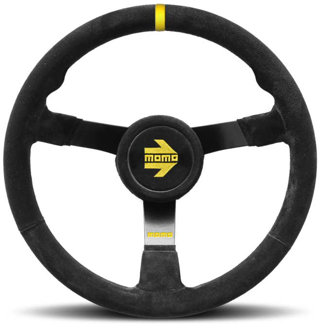 MOMO MOD. N35 Racing Steering Wheel