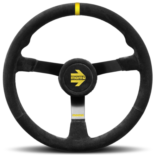 MOMO MOD. N38 Racing Steering Wheel