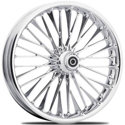 Chip Foose Corleone Motorcycle Wheel