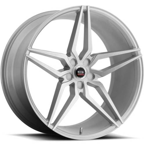 SPEC-1 MONOSPEC SPM-81 Silver Machined