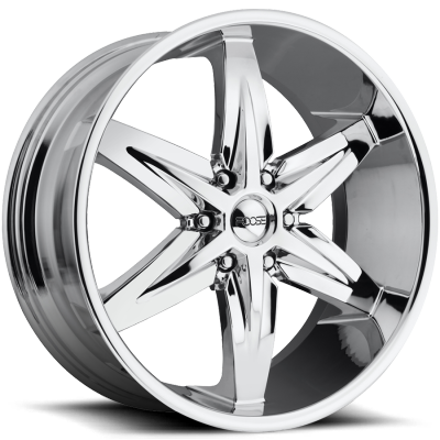 Foose Slider F161 Chrome