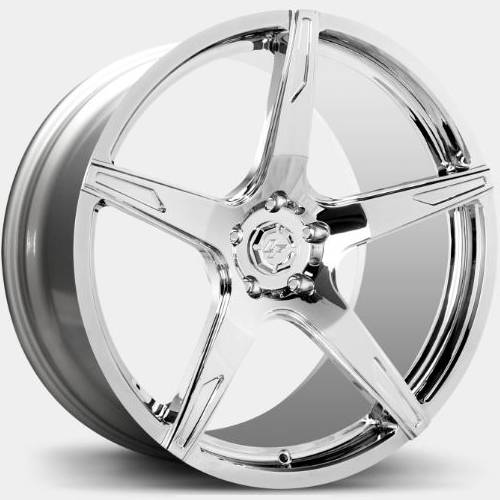 Lexani M-103 Chrome