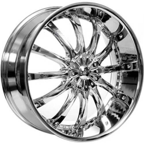 Borghini B8 Chrome