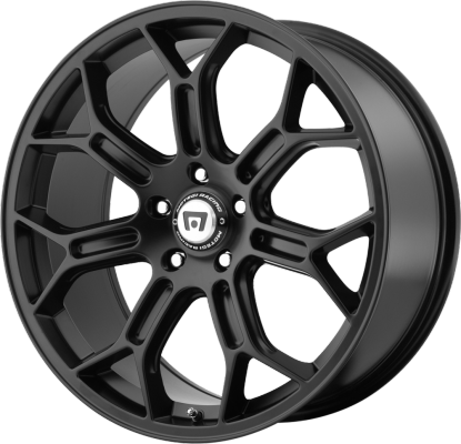 Motegi Racing MR120 Techno Mesh S Satin Black