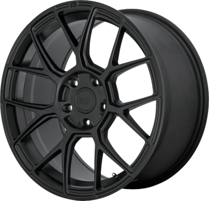 Motegi Racing MR147 CM7 Satin Black