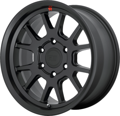 Motegi Racing MR149 MT6 Satin Black