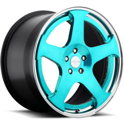Rotiform NUE Candy Blue Teal