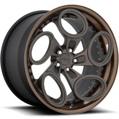 Rotiform ZRH-T Matte Death Bronze