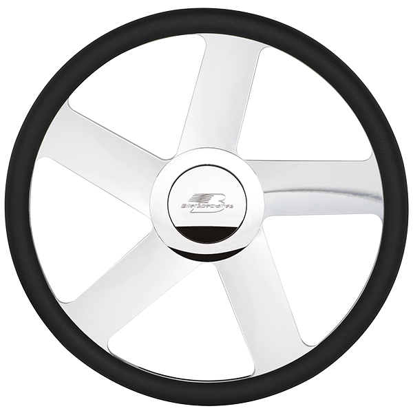 Billet Specialties Blvd 42 Steering Wheel