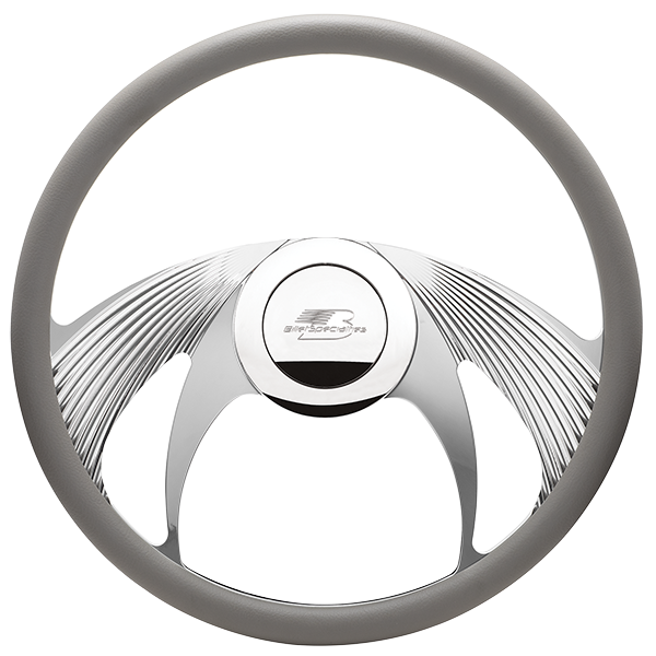 Billet Specialties Phantom Steering Wheel