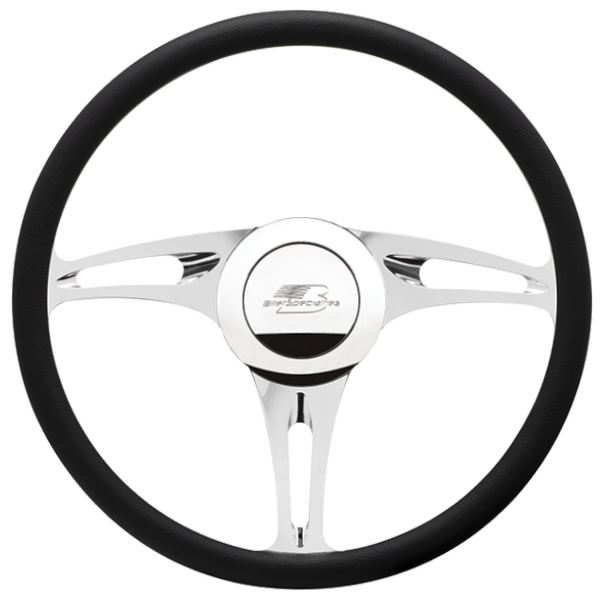Billet Specialties Stealth Steering Wheel