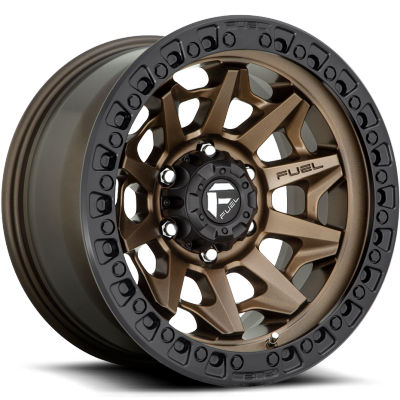 Fuel Covert D696 Bronze with Black Ring