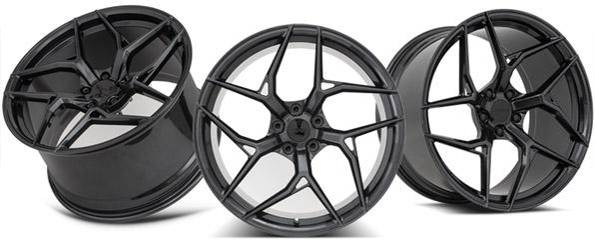 MRR F10 One-Piece 60/61 Grade Aluminum Forged Wheels