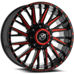 XF-226 Black and Red
