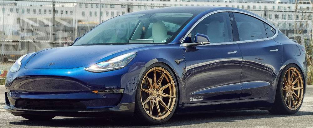 ADV.1 Wheels for Tesla