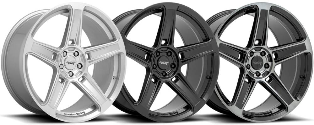 American Racing AR936 Hellion Wheels