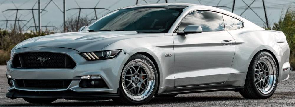Forgestar Wheels for Mustang