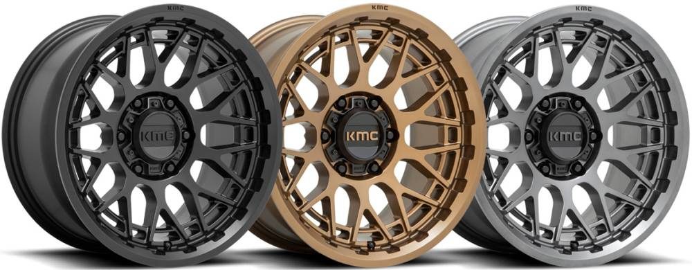 New KMC KM722 Technic Wheels