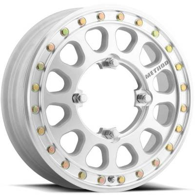 Method MR401-R UTV Beadlock Wheels Machined High Offset