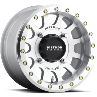 Method MR401 UTV Beadlock Wheels Machined