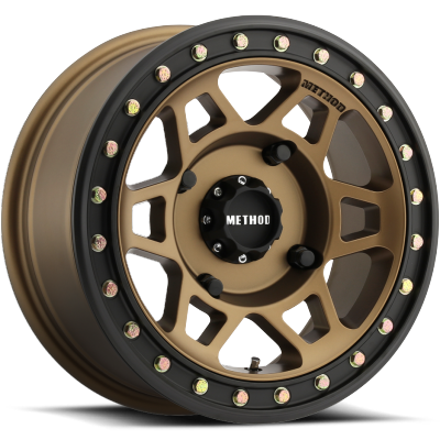 Method MR405 UTV Beadlock Wheels Bronze