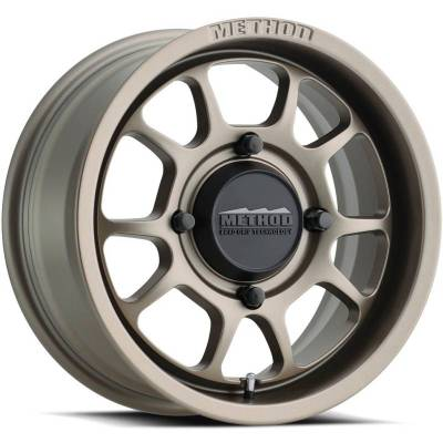 Method MR409 UTV Wheels Steel Grey
