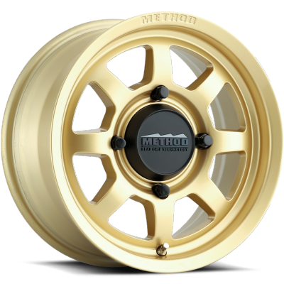 Method MR410 UTV Wheels Gold