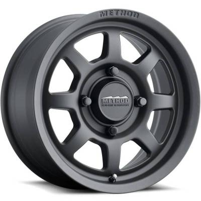 Method MR410 UTV Wheels Matte Black