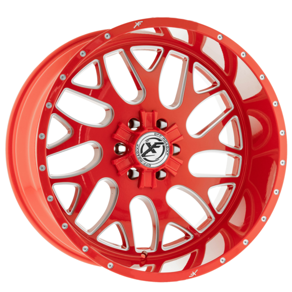 XFX-301 Red Milled