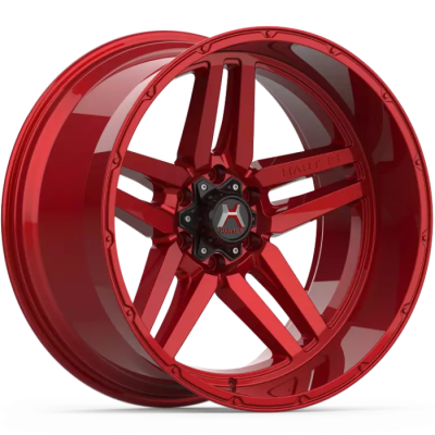 Hartes Metal Savage Candy Red