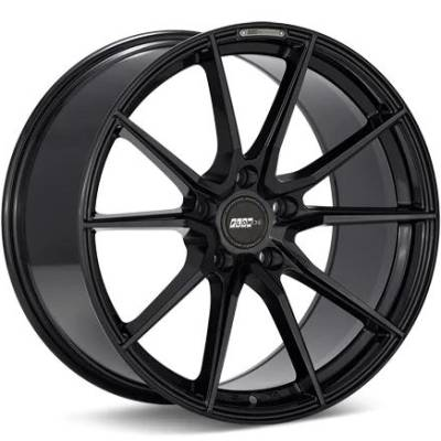 Flow One F4 Gloss Black