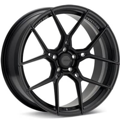 Forged One FF10 Satin Black