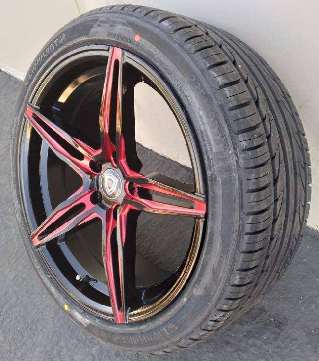 Marquee Custom Wheel and Tire Packages