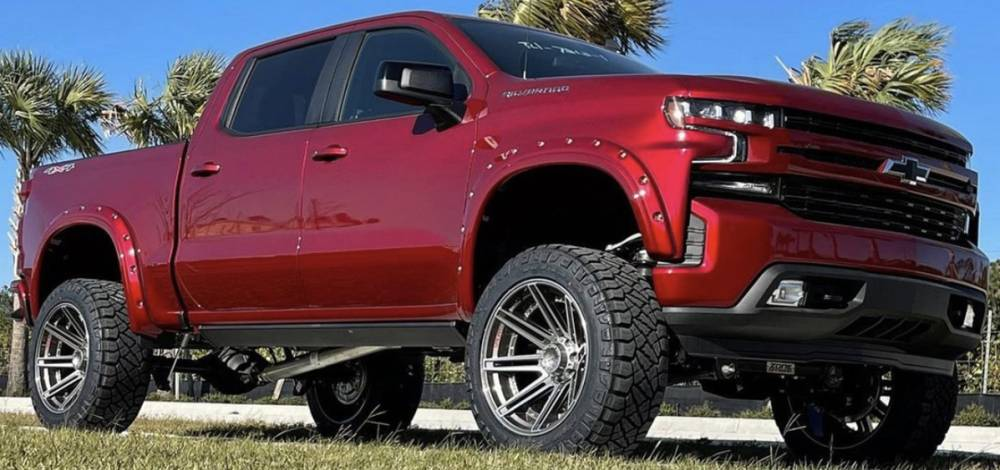 4Play Wheels for Chevy Trucks