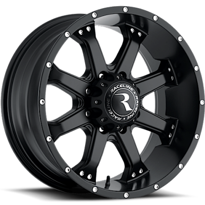 Raceline 991B Assault Black
