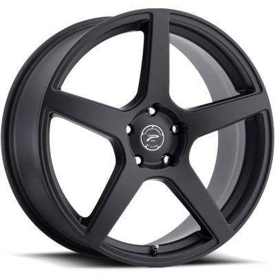 Platinum 432 Elite Matte Black