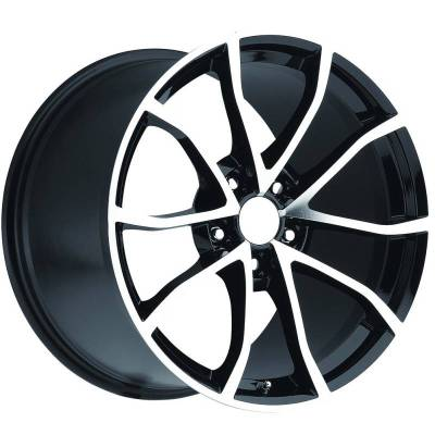 FR 25 C6 Cup Black Machined