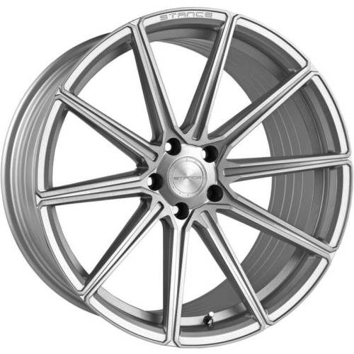Stance SF09 Brushed Silver