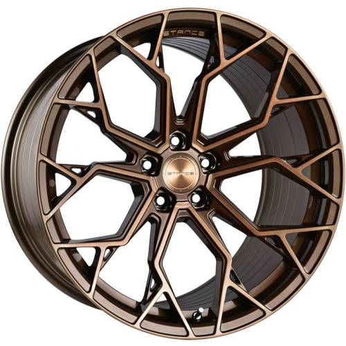 Stance SF10 Brushed Dual Bronze