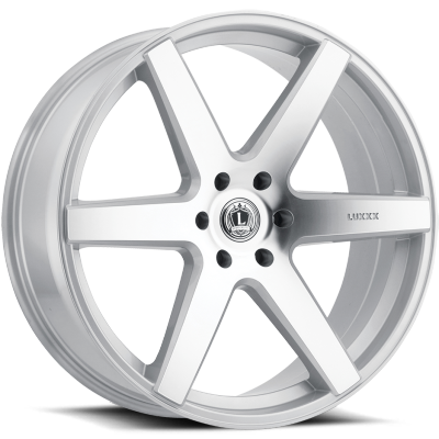 Luxxx LX-20 Silver Machined