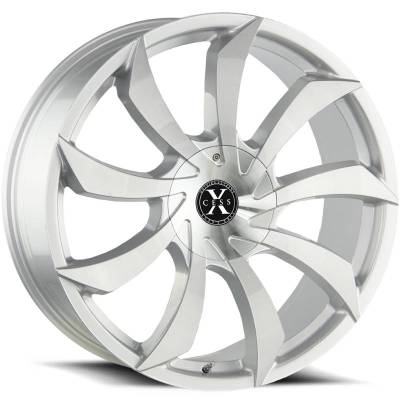 Xcess X01 Brushed Silver