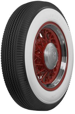 """Firestone Deluxe Champion with 4"""" Wide Whitewall"""