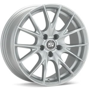 MSW Type 25 Matte Silver