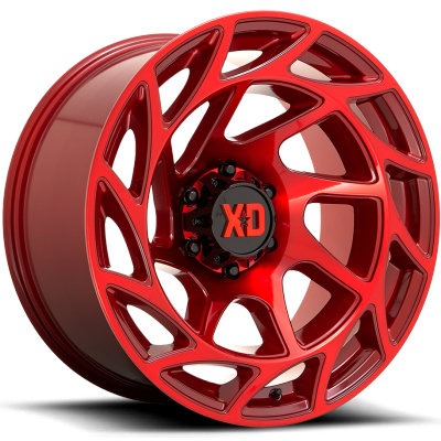 XD Series Onslaught Candy Red