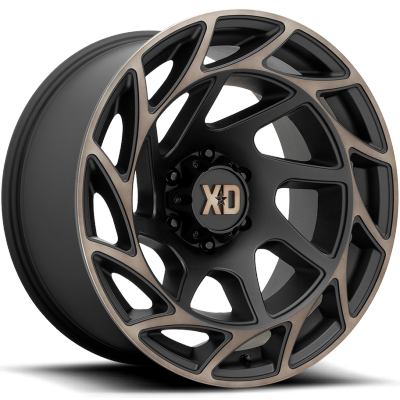 XD Series Onslaught Satin Black with Bronze Tint