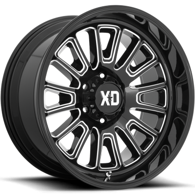 XD Series Rover Gloss Black Milled