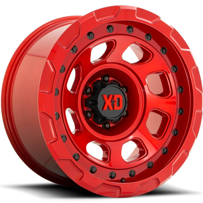 XD Series Storm Candy Red